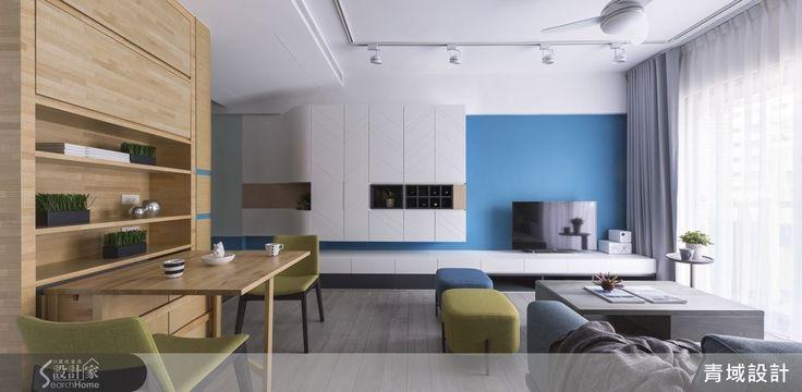 明彩色域 馳放居家自由尺度與想像-設計家 Searchome