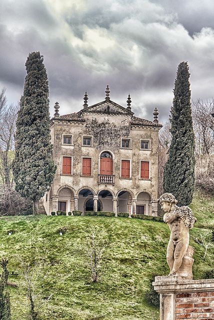 Villa Contarini - Asolo, Treviso, Italy