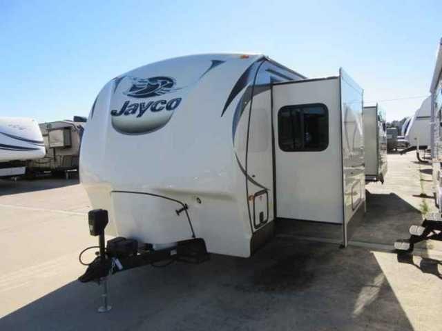 Wonderful 2014 Used Jayco WHITE HAWK 28DSBH Travel Trailer In Texas TX