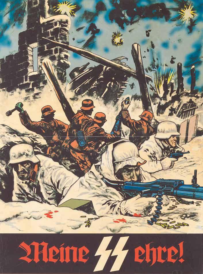 "German  WW2  ""My honor"""