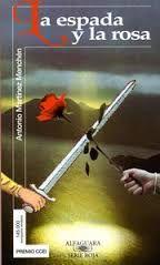 La espada y la rosa. Lectura recomendada para 2º ESO