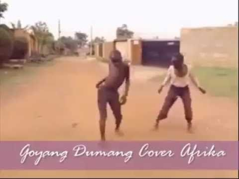 LUCU..!! AFRIKA Versi GOYANG DUMANG 2016