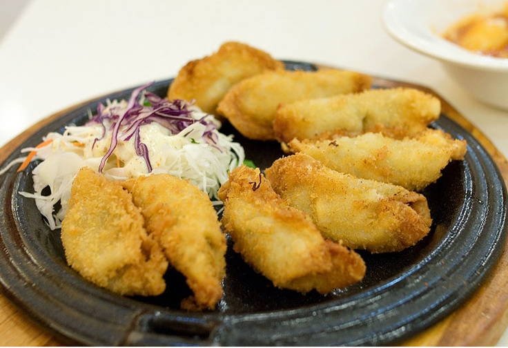 Deep Fried Food Recipes