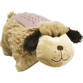 "The Night-Lite That Turns Your Room Into A Starry Sky! Makes Bedtime Fun! - Pillow Pets Dream Lites - Snuggly Puppy 11""  Order at http://amzn.com/dp/B00A8PYLES/?tag=trendjogja-20"