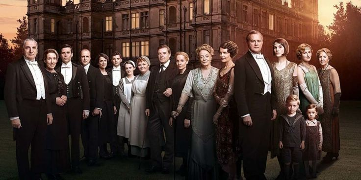 It's Official: A 'Downton Abbey' Movie Is Happening