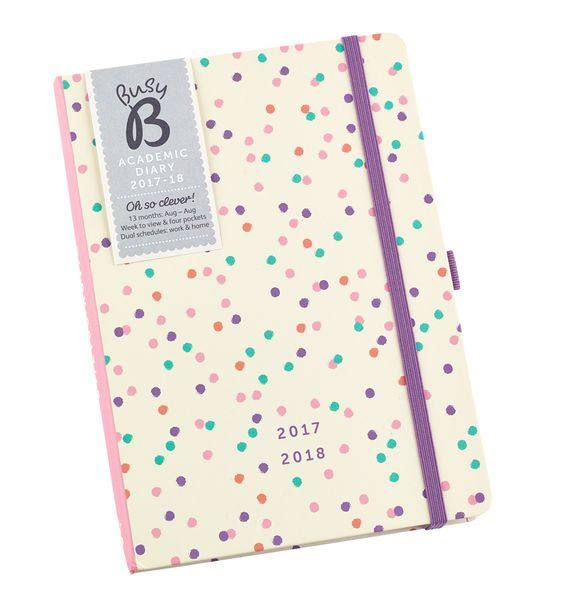 ACADEMIC DIARY 17/18mid year diary18 month Planner