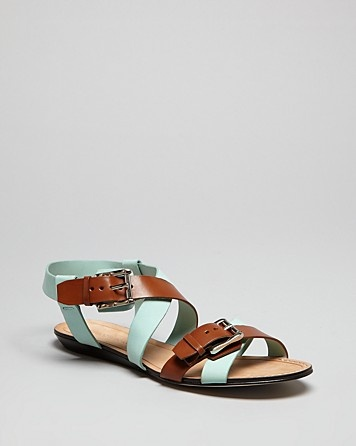 Rebecca Minkoff Flat Sandals - Josefine | Bloomingdale's