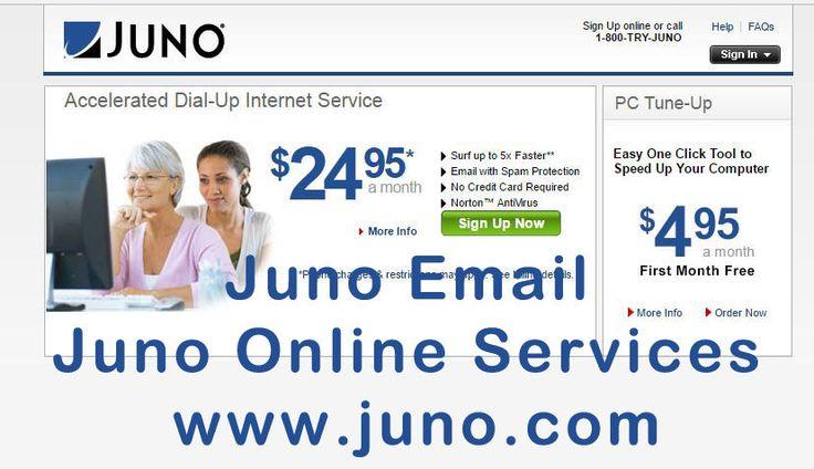 Juno Email - Juno Online Services | www.juno.com - TrendEbook