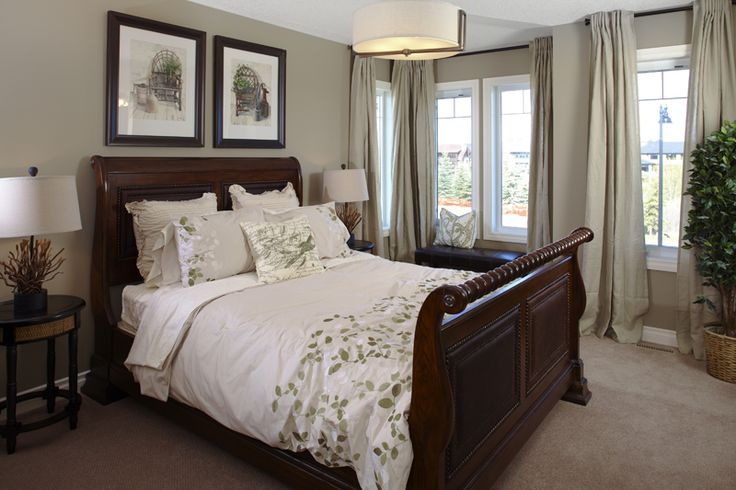 Master Bedroom Augusta (Aspen Summit) WestView Builders Design.   http://westviewbuilders.com/homeDesigns/homeModel/Augusta