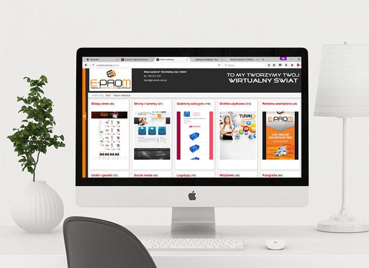 Szukacie kogoś kto zajmie się dla was marketingiem internetowym? Zachęcamy was zatem do zapoznania z naszymi realizacjami - zaufało nam już wielu klientów :)  792 817 241 biuro@e-prom.com.pl e-prom.com.pl/index.php/galeria  #realizacje #szablonyaukcyjne #sklepywww #grafikaużytkowa #marketinginternetowy