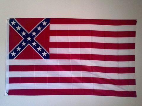 Rebel Nation 3x5 Rebel American Flag For Sale $9.95