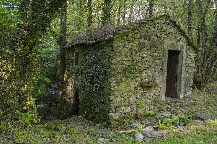 Información sobre Ponte do CRego, en el Lérez, Forcarei. Pontevedra