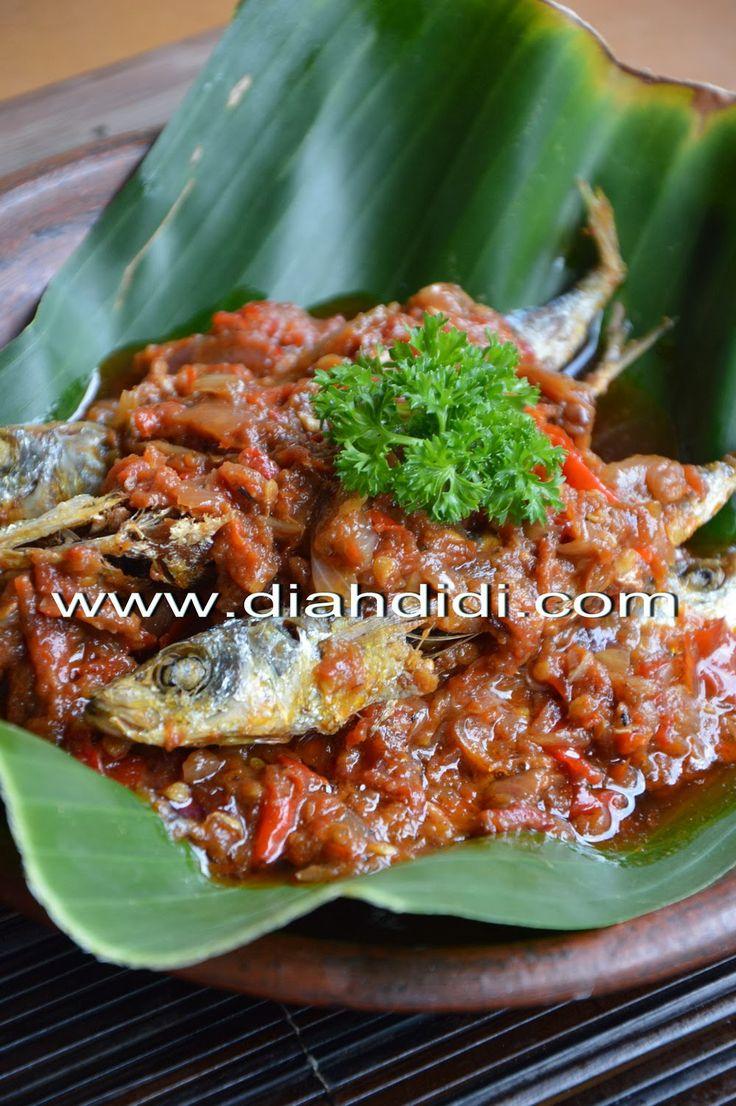 Sambel Tomat Ikan Pindang & Lodeh Terong | Diah Didi's Kitchen