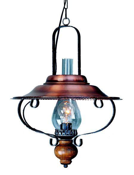 Lampa wisząca RUSTIKA firmy Reality 63144 - Cudowne Lampy