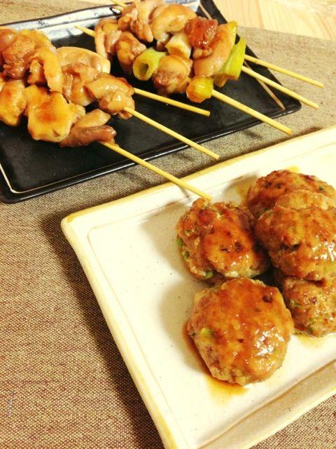 娘のお食い初めメニュー♪ おもてなし料理。 - 5件のもぐもぐ - つくね&焼き鳥 by noromama