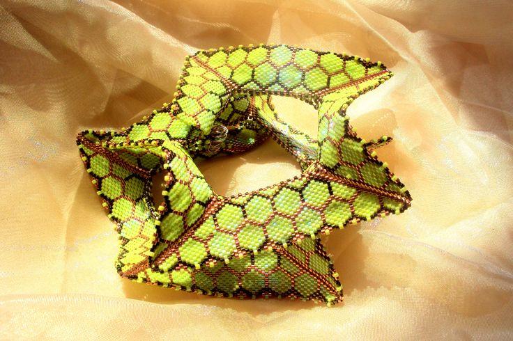 Dragon skin -miyuki beads