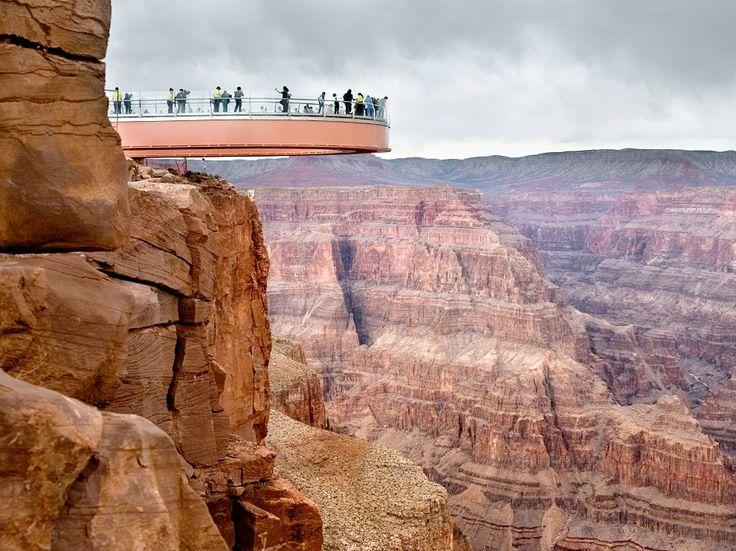 Grand Canyon Skywalk, Arizona -- Travel 365 -- National Geographic