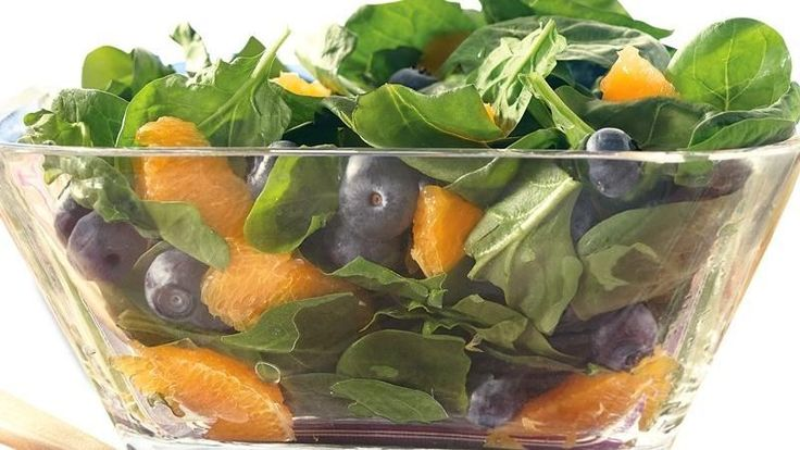 Blueberry and Orange Spinach Salad: Mandarin Orange, Lights Citrus, Salad Recipe, Crunchi Pecans, Orange Spinach, Summer Salad, Citrus Dresses, Spinach Salads, Color Salad