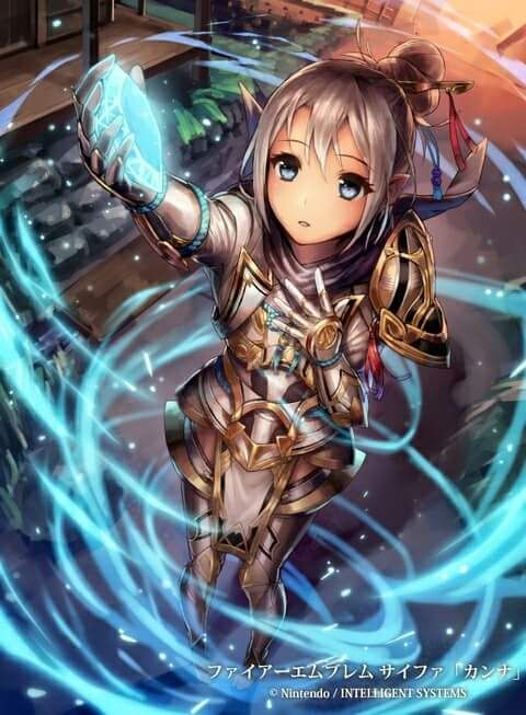 Fire Emblem: If/Fates - Kanna