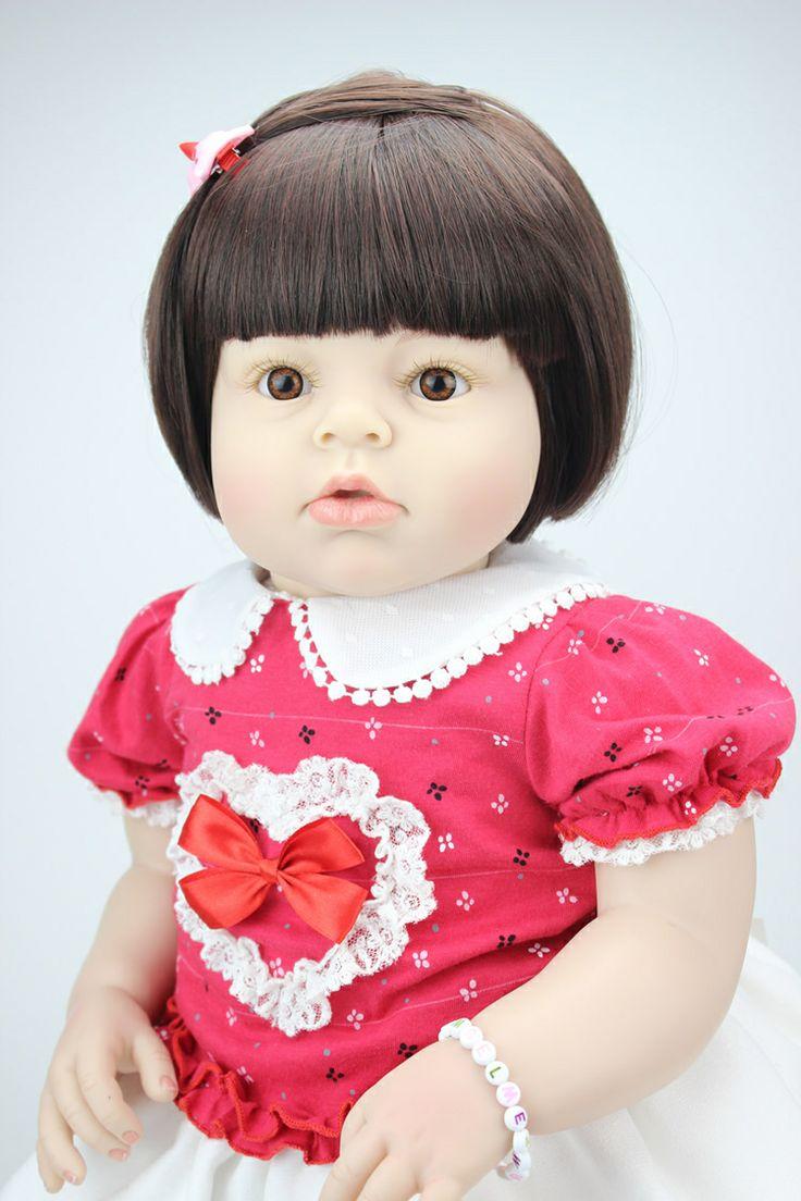 Finished doll Reborn Baby girl reborn Toddler Girls doll ARIANNA 28 inch baby toys Children's birthday gift  $219.00