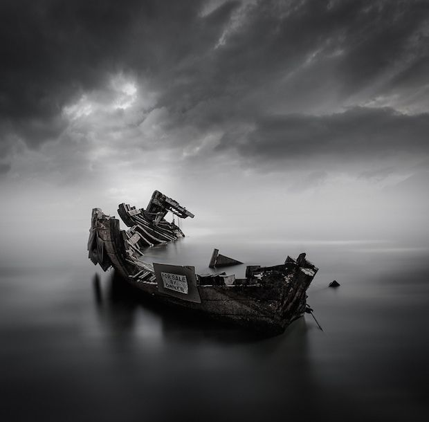 Neutral Density filters...The Haunting Long Exposure Photography of Darren Moore