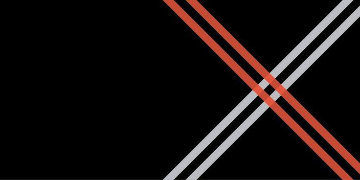 Raranga/Weave 06 by Pax Zwanikken, tagged with: Black, Red, Māori culture, Cross.