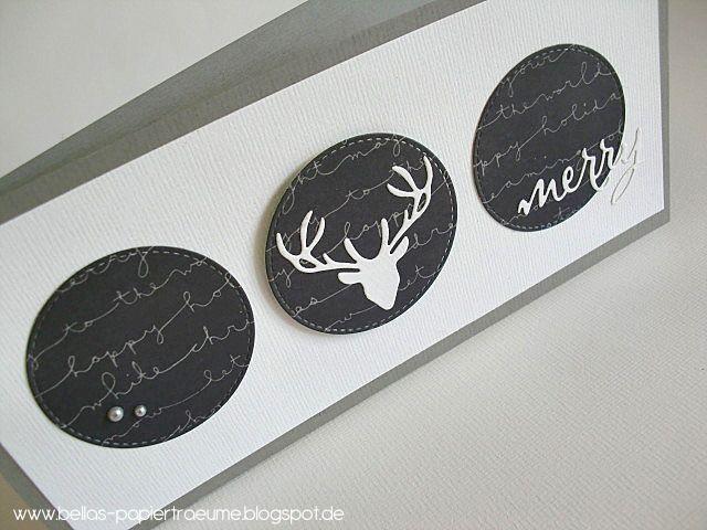 Weihnachtsgrüsse - Merry