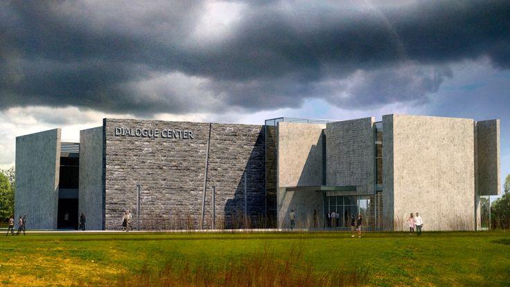 [Łódź] Centrum Dialogu Projekt: IMB Asymetria Architekci / TEQUM Rok: 2009 Realizacja: 2009-2013 Otwarcie budynku: Październik 2013 Koszt: 14mln zł