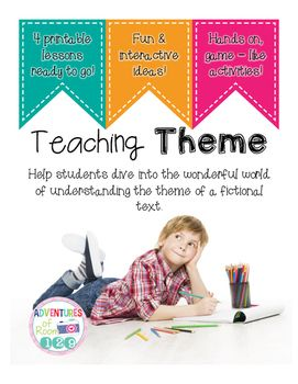 Teaching theme is fun but it can be even MORE with this wonderful, hands on, engaging lessons. Let the students knowledge of Theme come to life by allowing them to find the theme of classic animated movies! This activity includes a tic-tac-toe board with movie pictures, movie pictures and summaries to print off (back to back), theme reference sheet, answer key, directions, extension discussion questions, and an assessment!