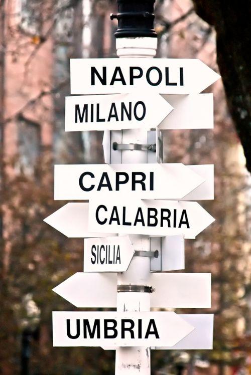 Mijn probleem met Italie.. Ik kan niet kiezen waar te beginnen, wat is jouw tip voor (food)travel?