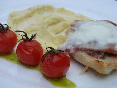 Nem vagyok mesterszakács: Mediterrán csirkemell steak grillezett koktélparad...