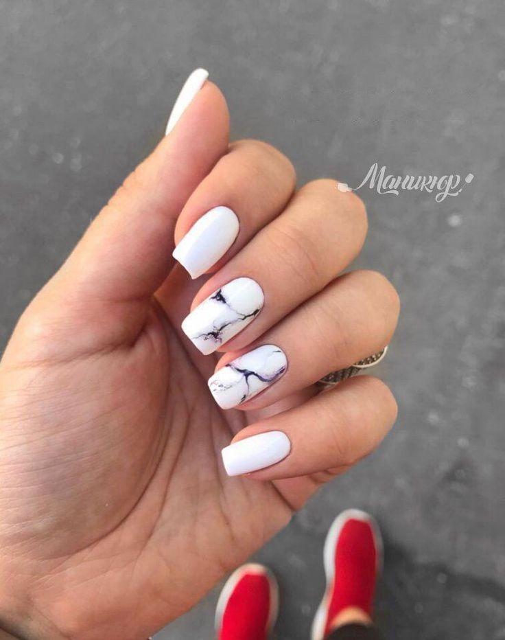 59 Wunderschönes Nail Art Design zum Ausprobieren…