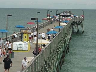 There Is Nothing Better Than Getting To Your Rental House And Heading Off To The Pier For Some