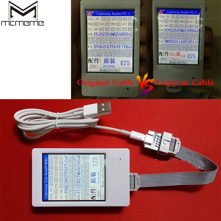 >> Click to Buy << OEM Cable Tester identifier for iPhone 6 6S 6 Plus i6 Cable ID Code Reader for iPhone 5S iPad 4 air mini 1 2 Match Newest IOS 10 #Affiliate