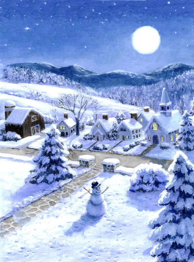 Christmas | Ruth Sanderson: