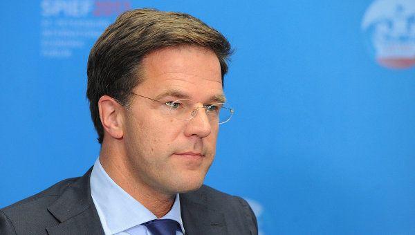 Рютте: соглашение с ЕС задаст основу для связей Казахстана и Голландии | РИА Новости