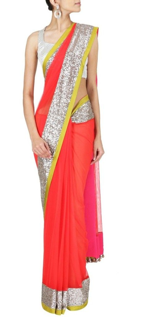 Cool Manish Malhotra Sarees http://www.designsnext.com/?p=32469