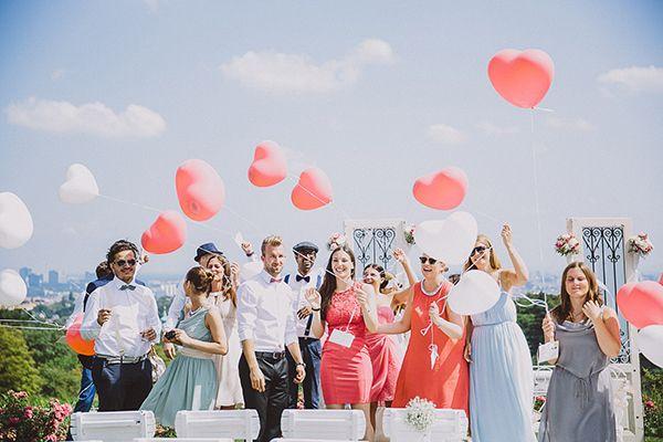 Gorgeous wedding in Vienna | Luisa & Moritz - Love4Wed