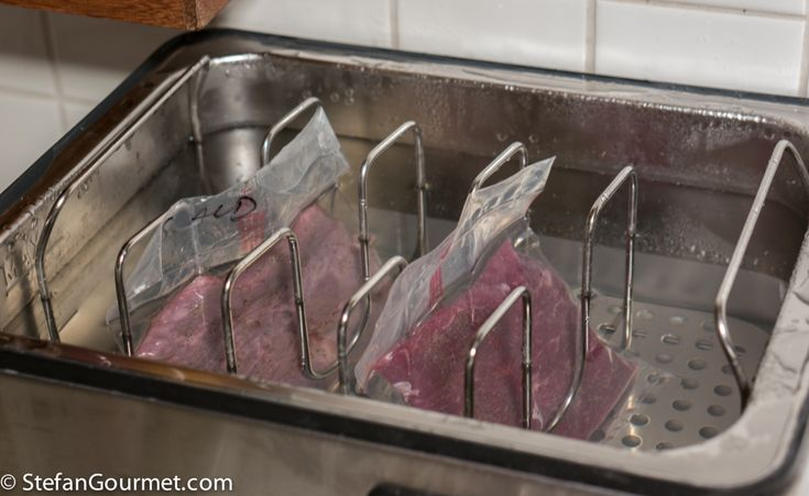 How To Prevent A Bad Smell With Long And Low Sous-Vide Cooks