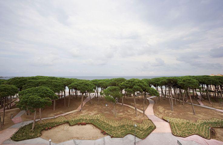 Pinar del Perruquet Park by Artek Arquitectura