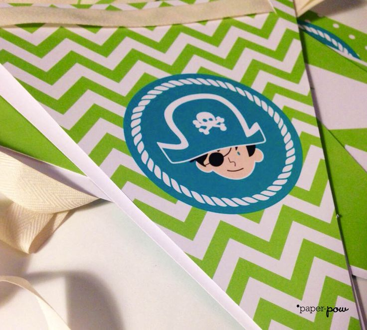 • Party banner by Paper-pow