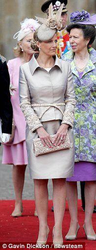Sophie, Countess of Wessex: Weddings Guest Styles, Cocktails Dresses, British Royalty, Taylors Hats, Royals Weddings, Princesses Royals, Prince Edward, Sophie Countess, Royals Families