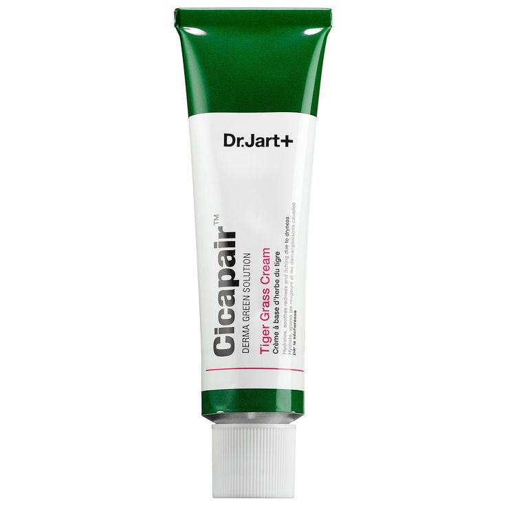 Shop Dr. Jart+'s Cicapair™ Tiger Grass Cream at Sephora. It soothes skin damage caused by dryness, irritation, and inflammation.