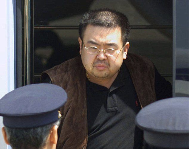KIM JONG-NAM KILLED BY U.N.-BANNED NERVE AGENT, A CHEMICAL WEAPON, SAY MALAYSIAN POLICE