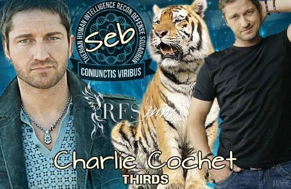 Seb - Charlie Cochet  THIRDS