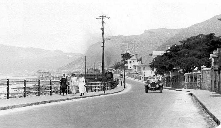 Main Road, St James, circa 1922