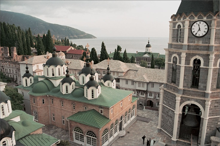 The Russian Monastary, Mt. Athos