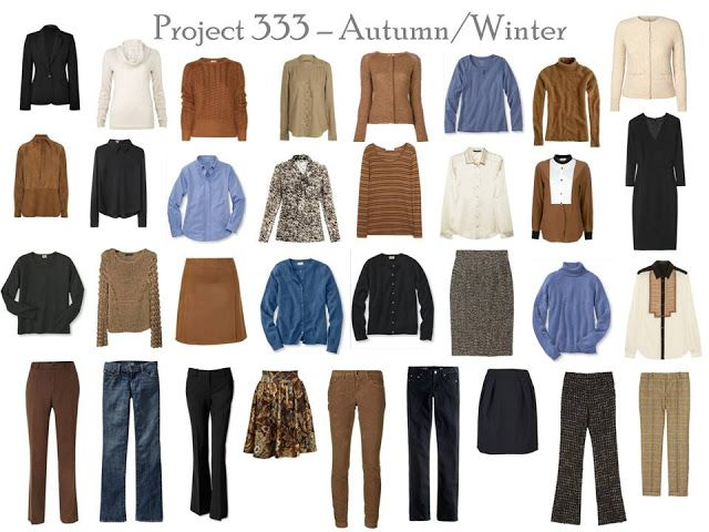 Project 333: caramel and black 11-26-12 Try coral and teal as signature colors instead of blue| The Vivienne Files