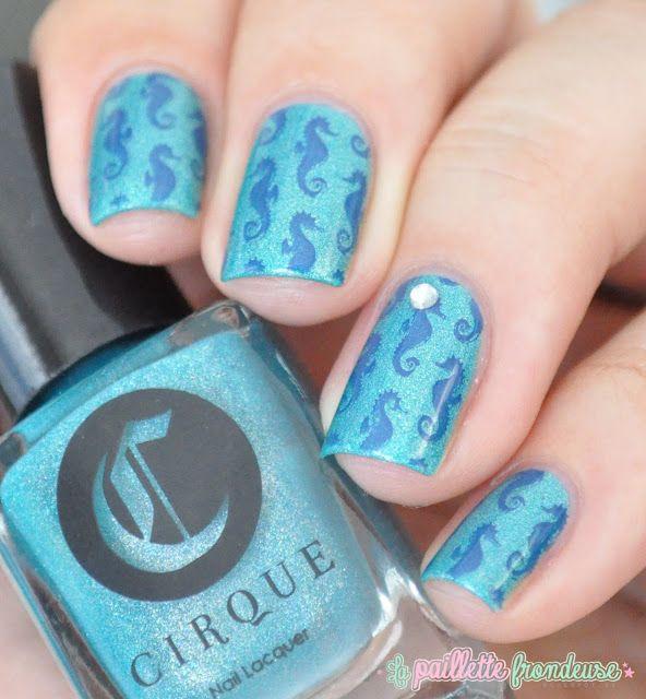 bps+stamping+plate+seahorse+nail+art+3.JPG (592×640)