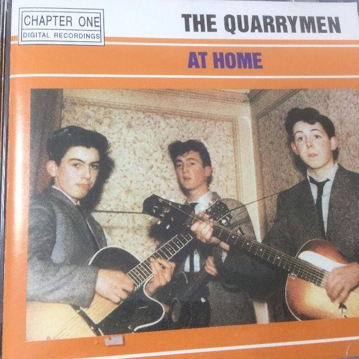 「The Beatles – The Quarrymen At Home」がフリマアプリのラクマで出品中!